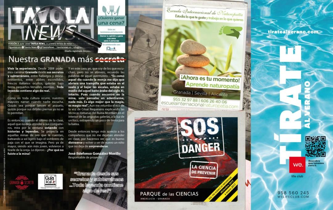 Granada Julio – Agosto Página 3