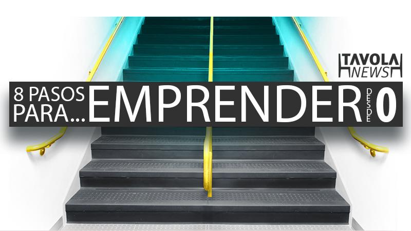 8 pasos para emprender desde cero