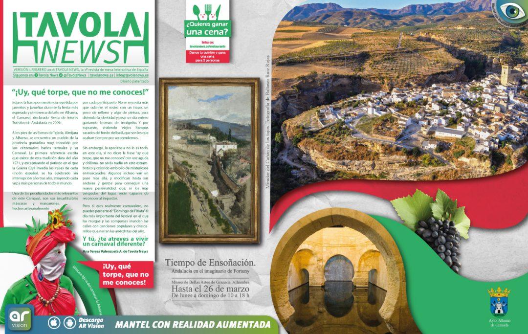 Granada Febrero Página 1