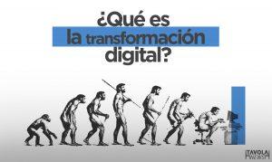 Que es la transformación digital