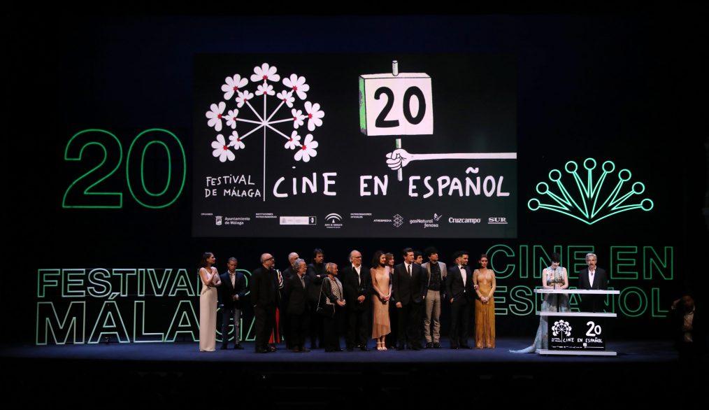 Málaga cine festival tavola news revista de mesa