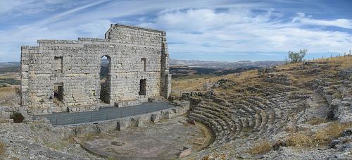10 yacimientos arqueológicos visitables en Andalucía