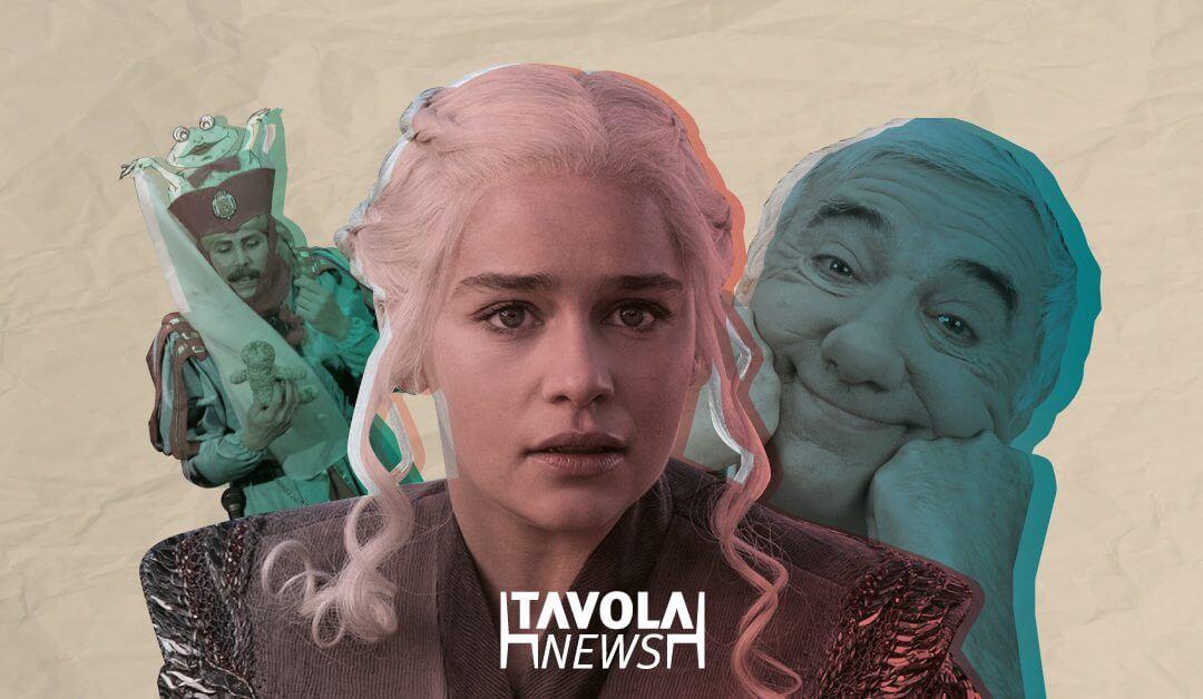 Corpus: ¿Qué tienen en común la khaleesi, Miliki y las chirigotas?