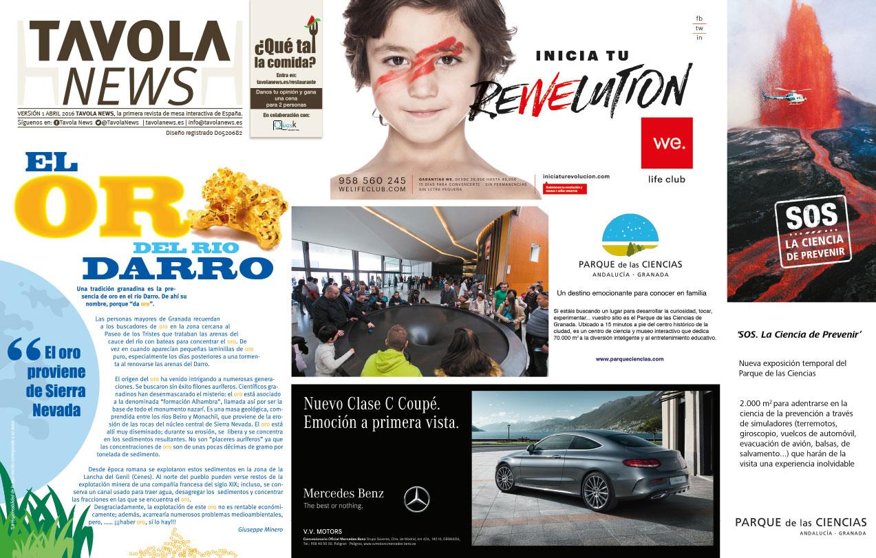 Granada Abril Página 1