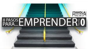 8 pasos para emprender desde 0