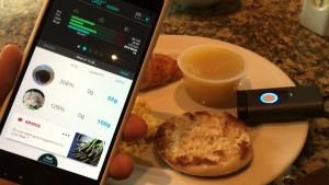 Aplicación para detectar y contar calorías