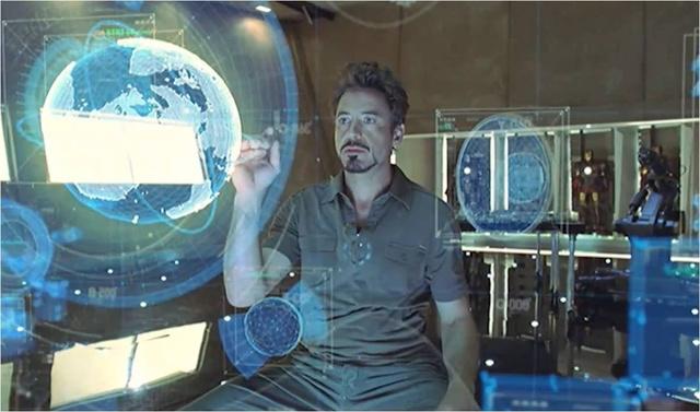 Tecnología holográfica
