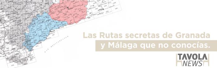 5 rutas más recónditas de Málaga y Granada