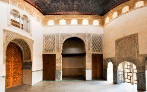 Cuarto Real de Granada en el Día Internacional de los monumentos y sitios