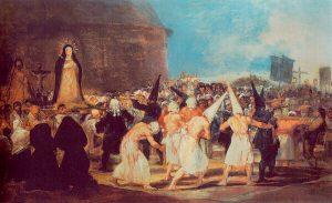 Semana Santa en la Edad Media