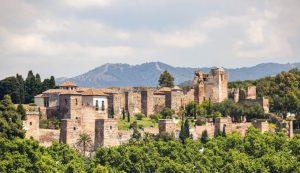 Alcazaba de Málaga en el Día Internacional de los Museos y Sitios