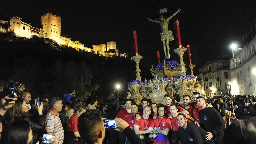 Miércoles Santo en Granada
