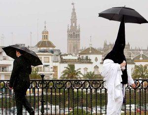 lluvia en semana santa