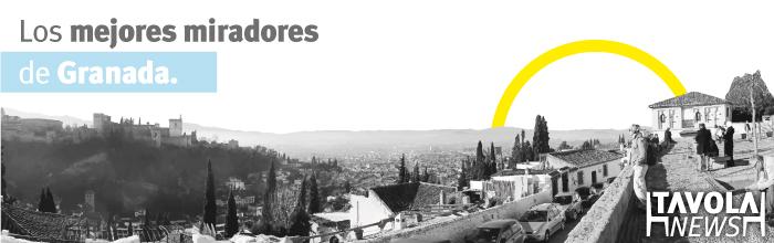 Los mejores miradores de Granada