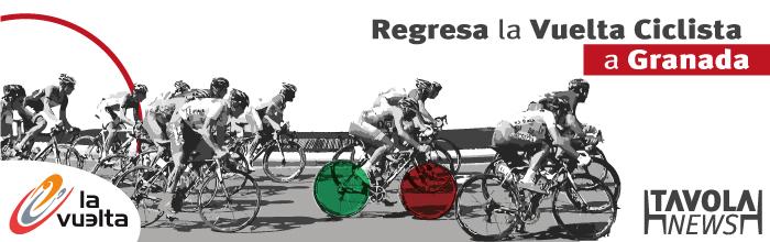 Regresa la Vuelta Ciclista a Granada