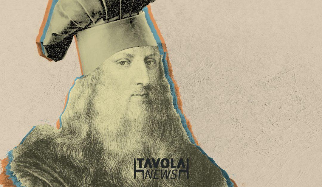 La vida hostelera de Leonardo Da Vinci