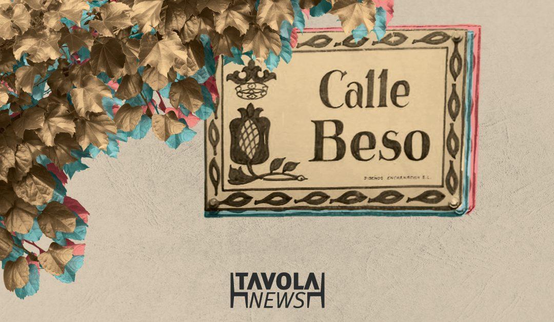 ¿Conoces la historia de la Calle Beso?