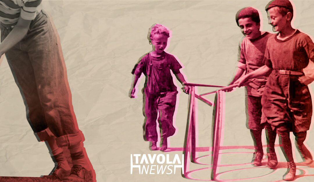 ¿Conocías estas calles que tienen como protagonistas a los niños?